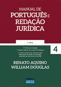 Manual de Português e Redação Jurídica william douglas